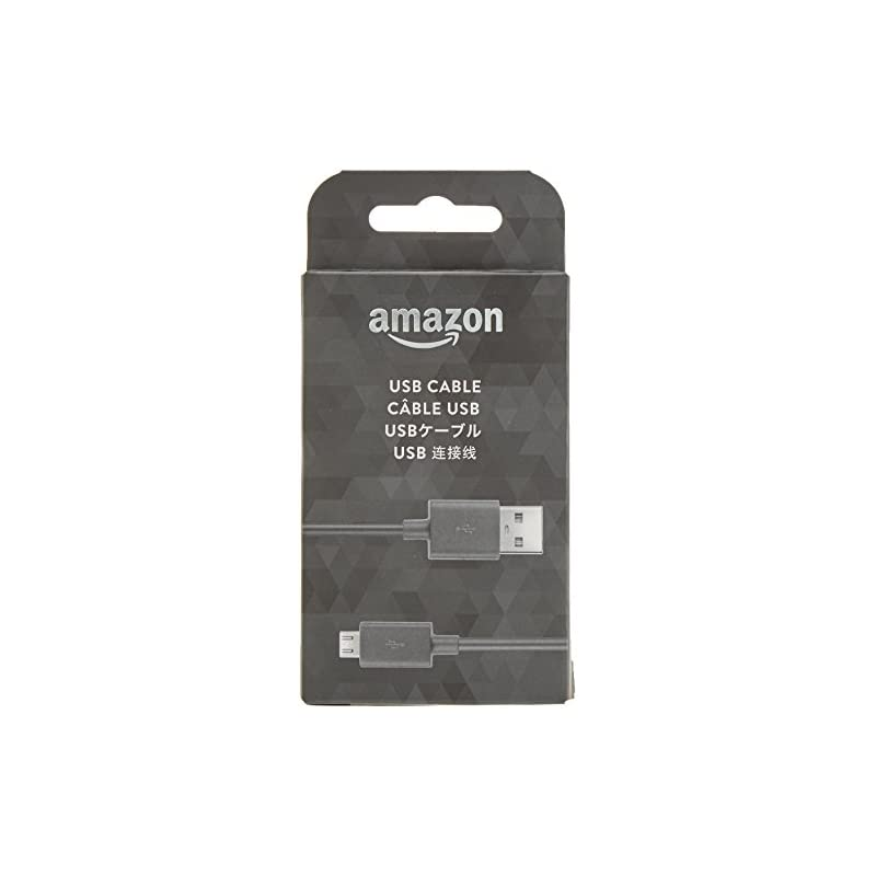 Amazon 5ft USB to Micro-USB Cable (works