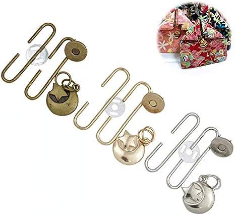 1 Set Metal Frame Magnetic Clasps Buckles Lock Purse Bag Handbag Accessories