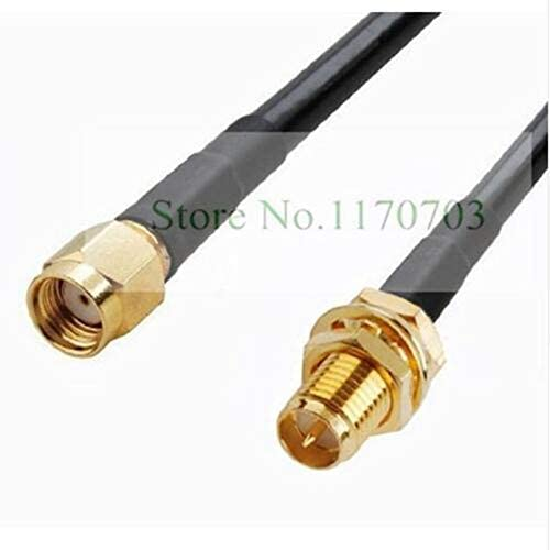 6M RG174 Coaxial Cable WiFi Antenna RP-SMA Extension Cable for Wifi Wan Router
