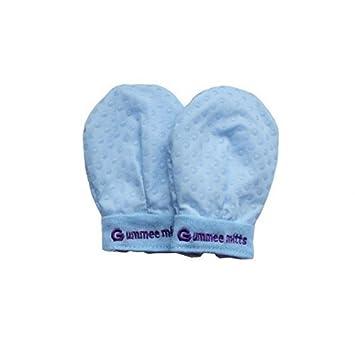 Gant GUMMEE doux Mitaine Anti-Rayure Moufles de dentition (0-3 mois ... 9c33d34ba0a