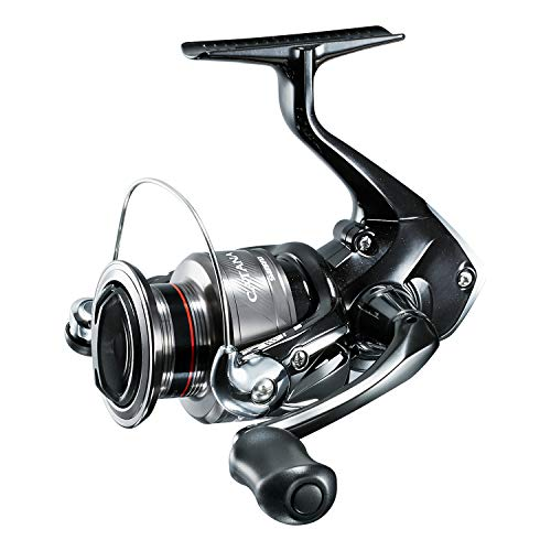 SHIMANO Catana, Spinning Angelrolle mit Frontbremse