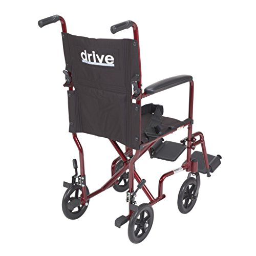 Drive-Medical-Deluxe-Lightweight-Aluminum-Transport-Wheelchair-Red-17