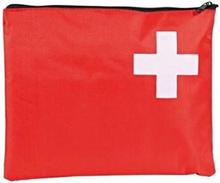 Trixie 1929 botiquín de Primeros Auxilios Kit de Primeros Auxilios para Mascotas - Botiquín de Primeros Auxilios (Kit de Primeros Auxilios para Mascotas, Rojo, Cremallera)