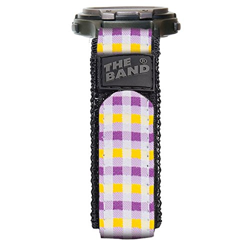 Chums The Band Waterproof Watchband - Gingham - 20mm