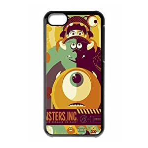 Monsters Inc Hard Case for Iphone 5C