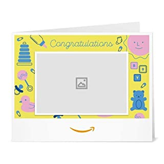 Amazon Gift Card - Baby Icons (Your Upload) (B01LZM1INN) | Amazon price tracker / tracking, Amazon price history charts, Amazon price watches, Amazon price drop alerts