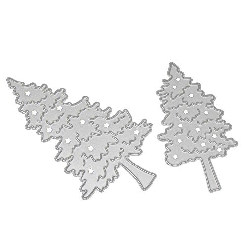 Merry Christmas Metal Cutting Dies Stencils Scrapbooking Embossing DIY Crafts by -