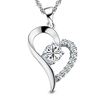 Amazon you are the only one in my heart sterling silver pendant you are the only one in my heart sterling silver pendant necklace aloadofball Image collections