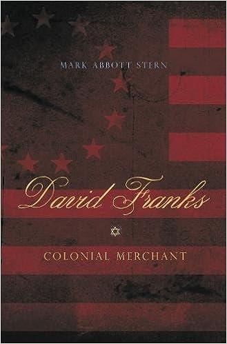 David Franks: Colonial Merchant (Keystone Books)