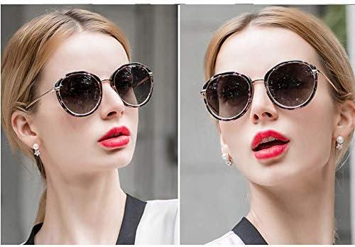Thumby Polarized Sunglasses, Mesdames Ultra léger rétro Film coloré, épreuve UV personnalité Simple for Conduite jianyu