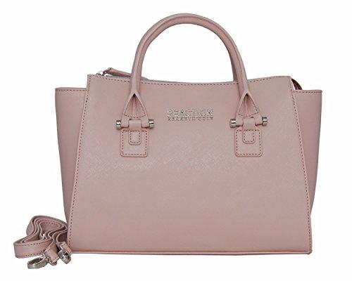 kenneth-cole-reaction-kn1550-magnolia-handbag-top-handle-messenger-crossbody-shoulder-bag-blush