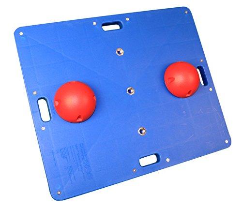 CanDo Rocker Board 15 X 18 Inch, 2 Inch Height, Basic