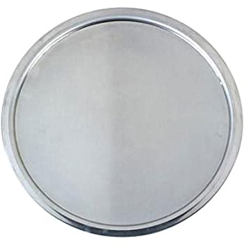American Metalcraft TP16 TP Series 18-Gauge Aluminum Standard Weight Wide Rim Pizza Pan, 16-Inch, Silver