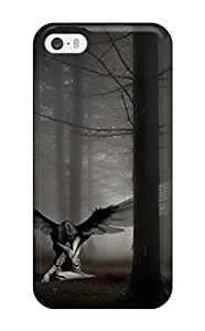 Andrew Cardin's Shop Best Case Cover Protector For Iphone 5/5s Angel Case 9503631K44004090