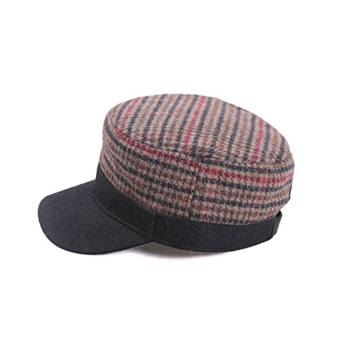 [Autumn and winter outdoor sport Sun Hat/Baseball Cap/ fashion Joker Cap/Hip hop caps-Black] (Hip Hop Felt Hat With Feather)