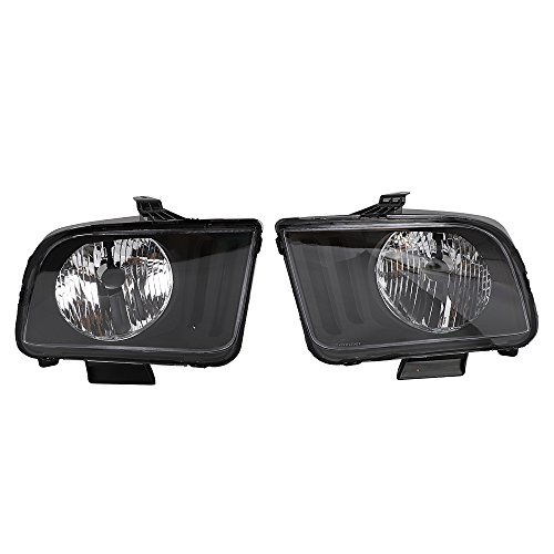06 mustang headlight assembly - 2