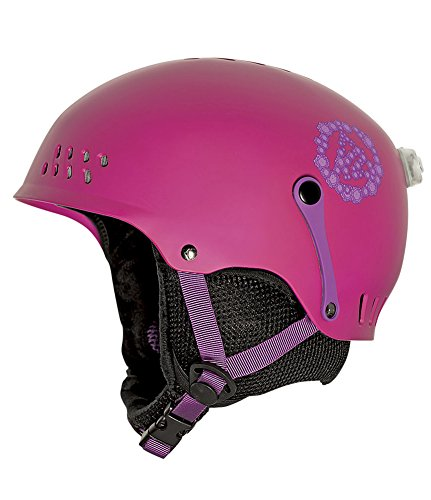 K2 Entity Ski Helmet 2016 - Kid's Pink Small