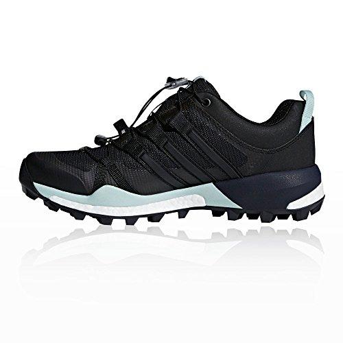 Gtx Basses W Skychaser Femme carbon De Chaussures Terrex Adidas Randonne negb Gris qUSxHEnF