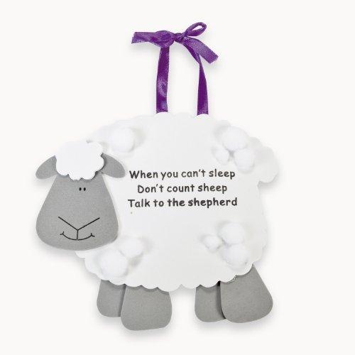 Talk To The Shepherd Lamb Craft Kit (makes 12)