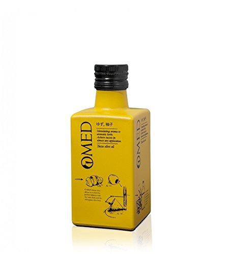O-Med Selection Arbequina con Yuzi (10%) - Botella 250 ml - Aceite De Oliva Virgen Extra por Oliva Oliva Internet S.L.: Amazon.es: Alimentación y bebidas