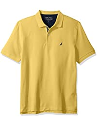 Men's Classic Short Sleeve Solid Polo Shirt