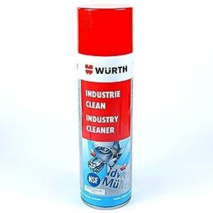 Würth Reiniger Industrie Clean Test Alte Antidröhnmatte