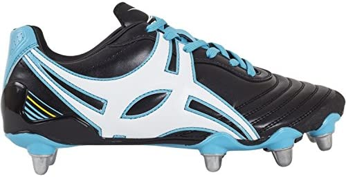 Gilbert Forwards Academy 8 Stud Sg Rugby Boots Amazon Co Uk Shoes Bags