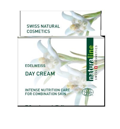 Naturaline Day Cream with Edelweiss, 1.7 fl. oz