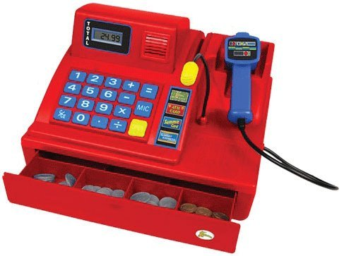 Talking Cash Register by Summit Products