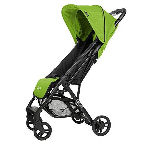 ZOE XLC Best Lightweight Travel & Everyday Umbrella Stroller System (Lime Green)