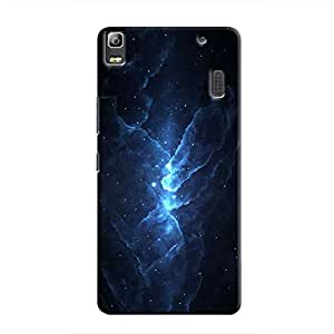 Cover it up - Blue Stars A7000 / K3 Note Hard Case