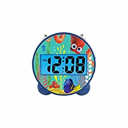 Finding Dory LCD Digital Alarm Clock