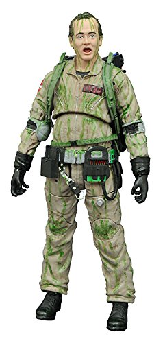 Diamond Select Toys Ghostbusters Slimed Peter Venkman Action Figure