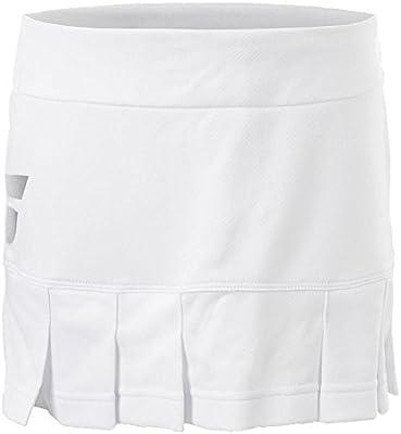 Babolat Core Junior Falda Falda Ropa de tenis Blanco, Blanco/Azul ...