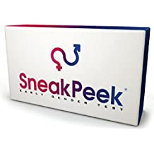 SneakPeek Early Gender Prediction DNA Test