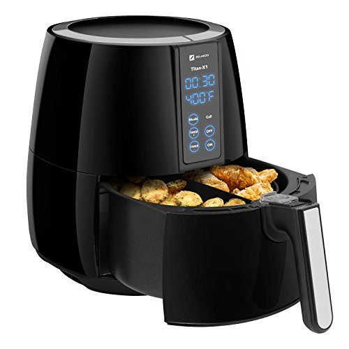 Zelancio Titan X-1 Air Fryer – Ultimate Healthy Multifunctional Cooker