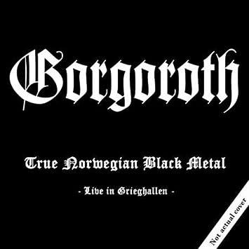 true norwegian black metal - live in grieghallen