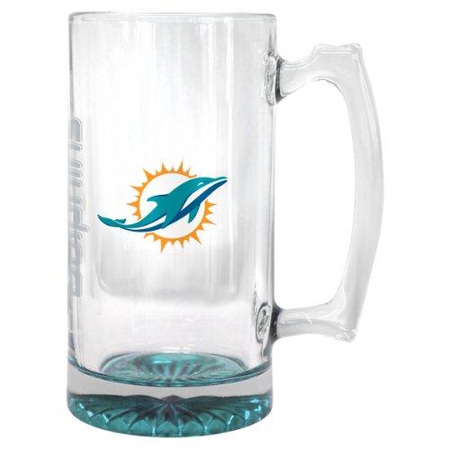(NFL Miami Dolphins Elite Tankard, 25-ounce)