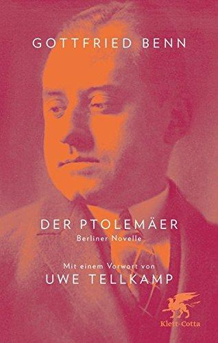 Der Ptolemäer: Berliner Novelle