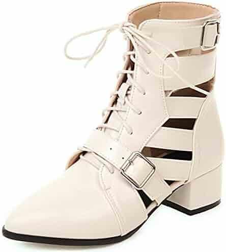 84e73bcc76bd7 Shopping Combat - Beige - Boots - Shoes - Women - Clothing, Shoes ...