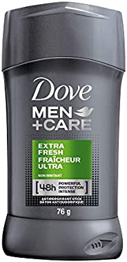 Dove Men+Care Antiperspirant Stick for long-lasting sweat protection and fresh smell Extra Fresh 76 g