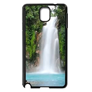 Waterfall Samsung Galaxy Note 3 Cell Phone Case Black Phone cover I9326047