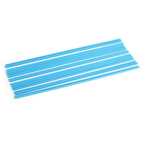 - Du-Bro 2356 Neon Blue Antenna Tube (24-Pack)