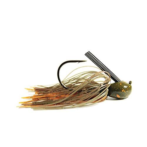 (Missile Baits Ike's Mini Flip Jig, Bamer Craw, 1/2 oz.)