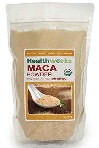 maca powder raw organic