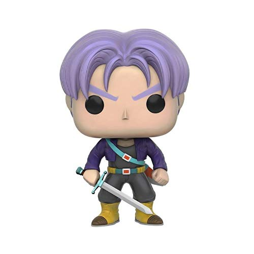 Funko Pop Dragon Ball Z Trunks Dragonball Figura de Vinilo, Multicolor (7425)