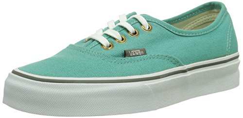 Vans Kids Authentic Skateschuh Meeresblau / True White
