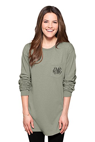 Personalized Embroidered Sweatshirt - 9