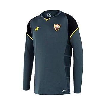 New Balance Sevilla FC Portero Segunda Equipación 2016-2017, Camiseta, Null, Talla XL: Amazon.es: Deportes y aire libre