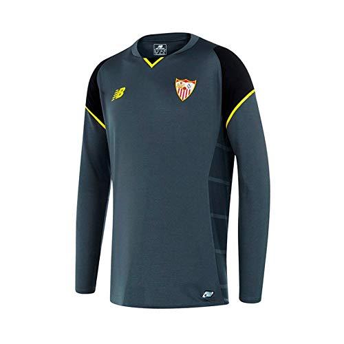 New Balance Sevilla FC Portero Segunda Equipación 2016-2017, Camiseta, Null, Talla M: Amazon.es: Deportes y aire libre